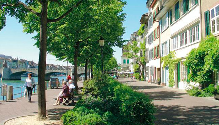 Mamá Expatriada en Basilea, Suiza, Capítulo I
