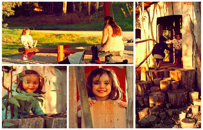 Expatriada en Lisboa, casa rural, familias
