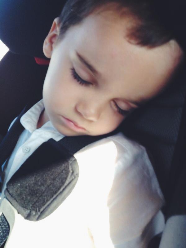 El jet lag de los niños