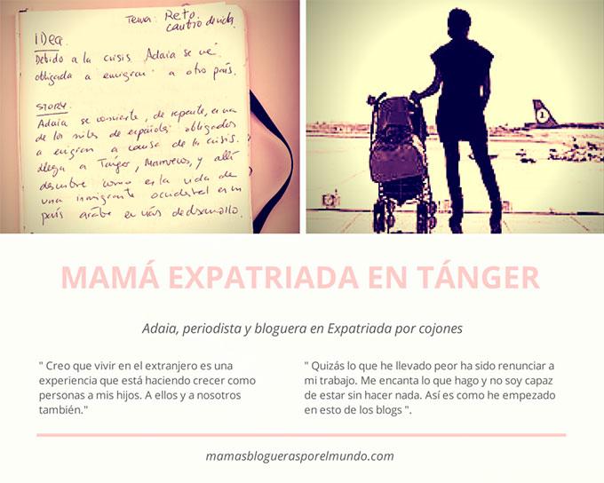 Mamá Expatriada en Tánger