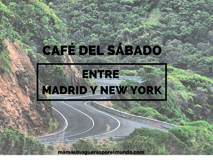 cafe del sábado entre madrid y new york