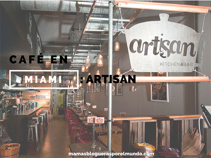 Cafe en Miami: Artisan