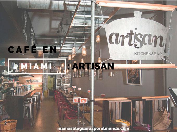 Cafe en Miami: Artisan