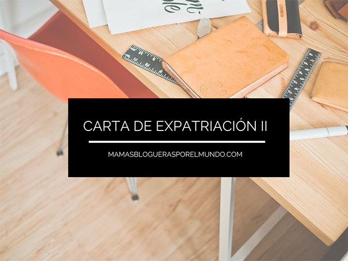 Carta de expatriación 2