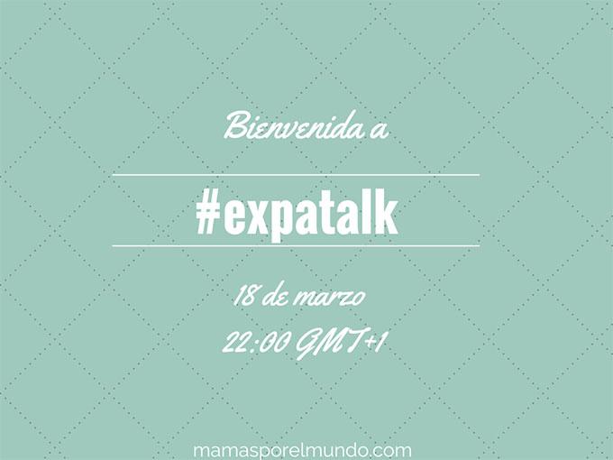 Encuentro en Twitter: Expatalk 2