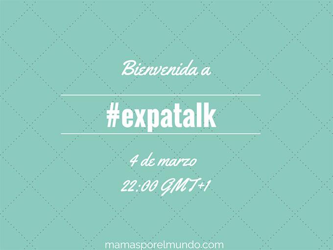 Encuentro en Twitter:·#expatalk