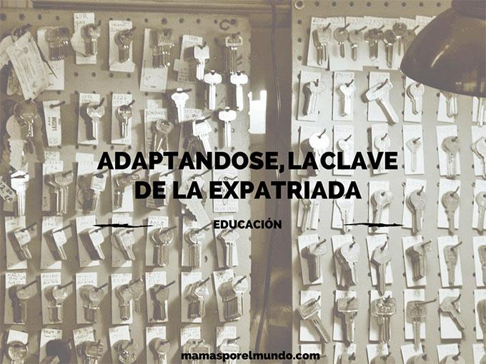 adaptadose, la clave de la expatriada