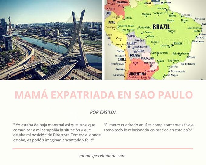 MAMA EXPATRIADA EN SAO PAULO