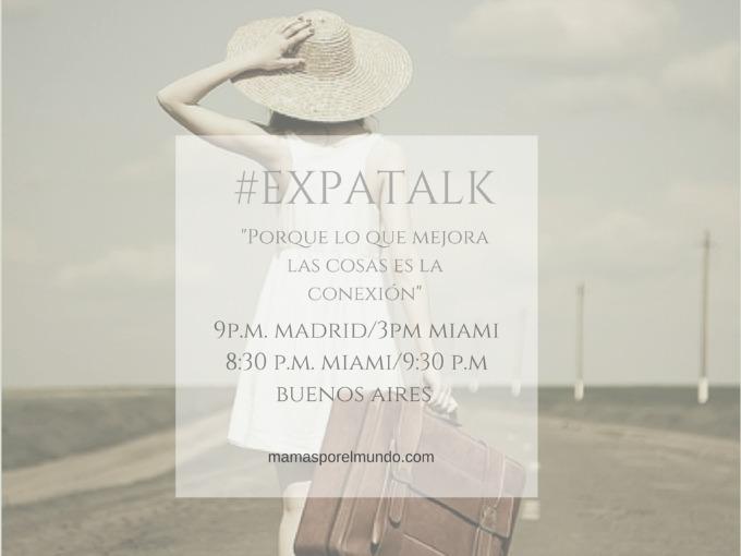 #expatalk 5