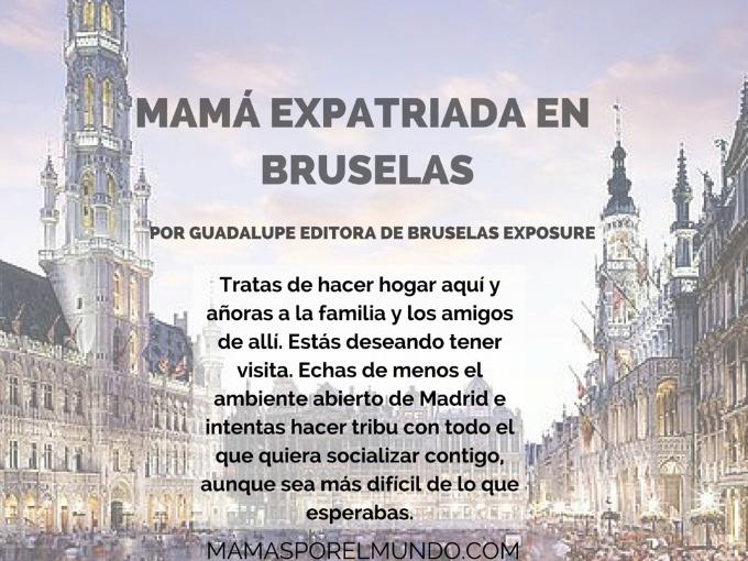 mama expatriada en bruselas