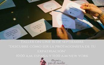 Taller on-line 16/09/15
