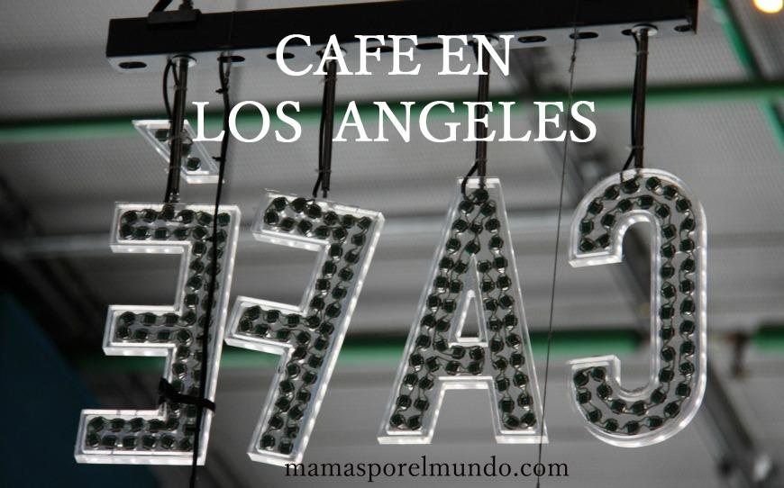 Café en Los Angeles
