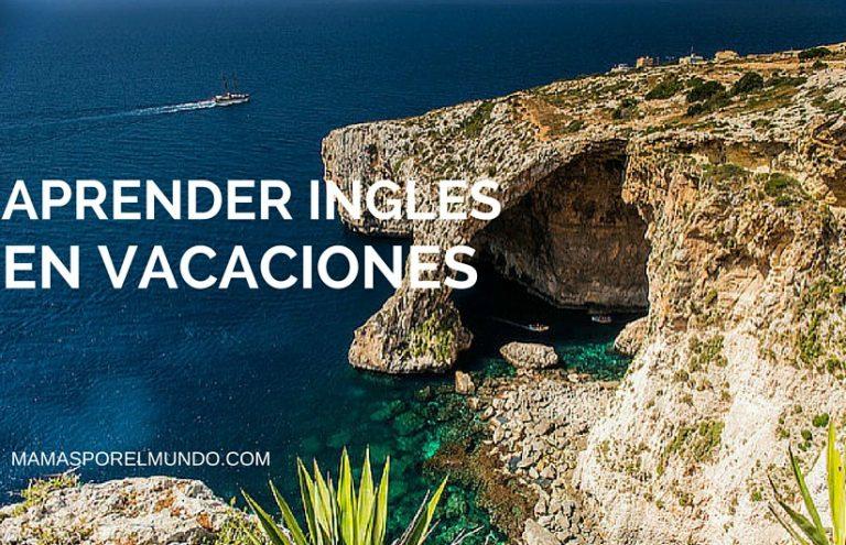 aprender ingles en vacaciones