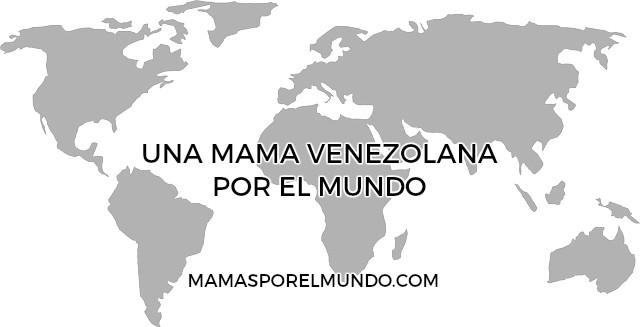 una mama venezolana por el mundo