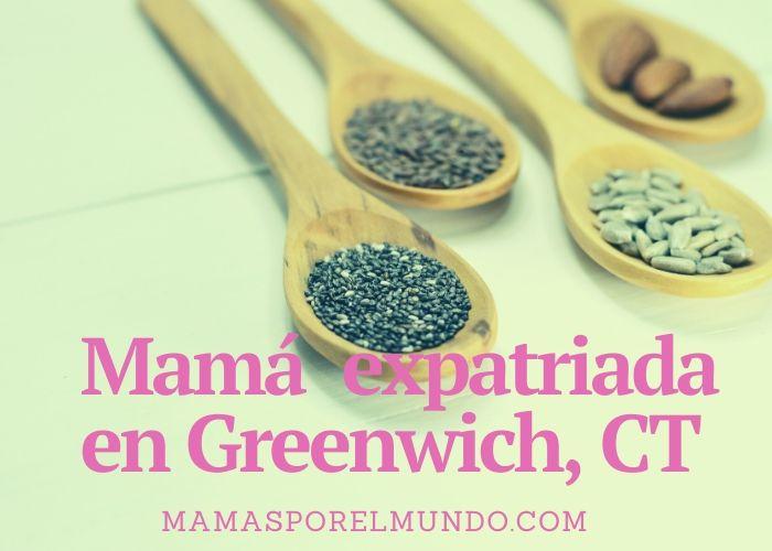 Mamá expatriada en Greenwich, Connecticut