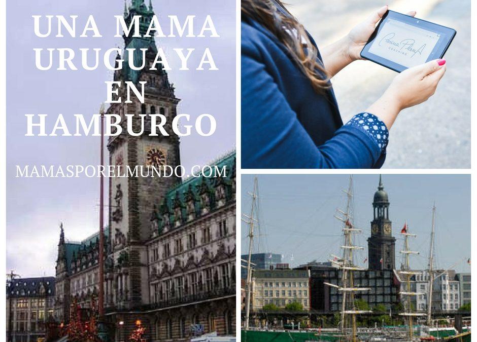 Una mamá uruguaya en Hamburgo