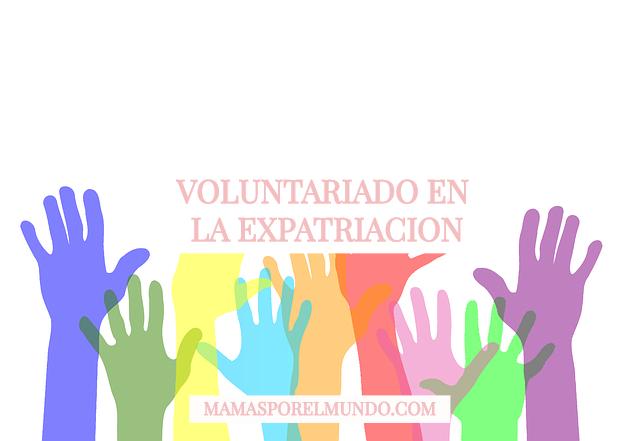 Voluntariado en la expatriación