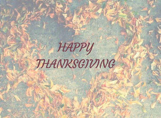 Dar las gracias: Thanksgiving