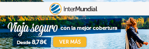 Viajar seguro con Intermundial